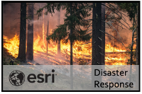 Arcgis Us Wildfire Activity Map US Wildfire Activity Web Map