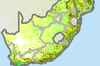 South Africa Land Use