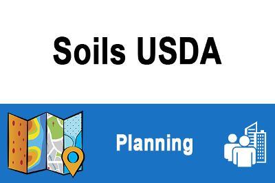 Thurston Soils USDA | Thurston GeoData Center Downloads, WA, USA
