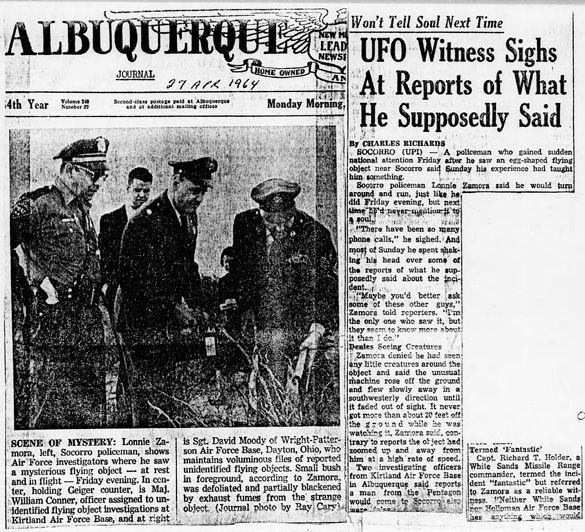UFO Sightings in Arkansas