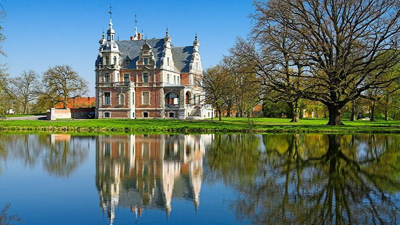 Mało Znane Perełki Architektury Pałacowej W Polsce