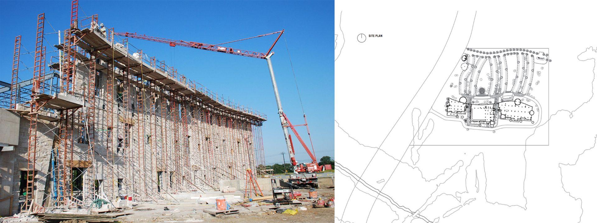 Construction Pergola Bois Plan building democracy: the city halls of dallas-fort worth