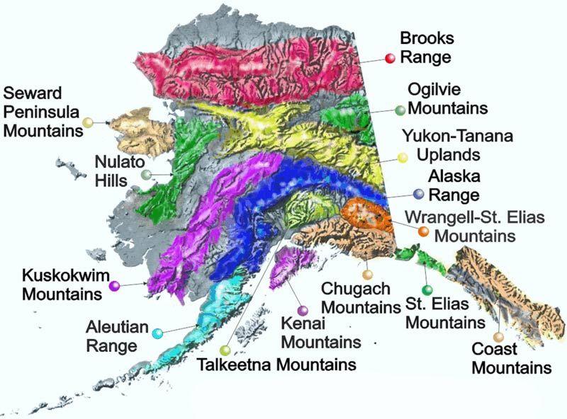 Alaska\'s Glaciers