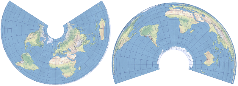 Map Projections in ArcGIS