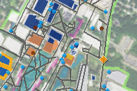 SUNY New Paltz campus map