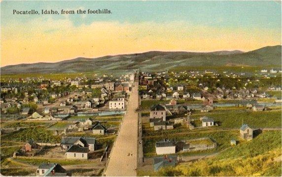 Portneuf History