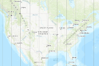UTM and US National Grid Web Map