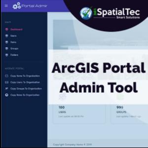 iSpatialTec Portal Admin