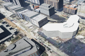 3d Buildings - Digital Construction and Visualization