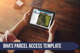 Parcel Access Template