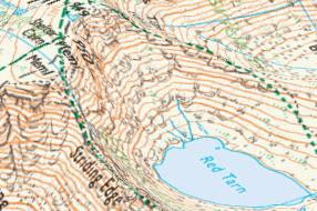 Ordnance Survey maps for 3D viewing