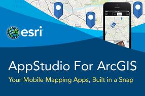 AppStudio for ArcGIS Basic
