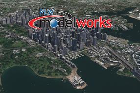 PLW Sydney 3D City Model