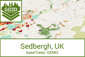 baseTrees - Sedbergh, UK