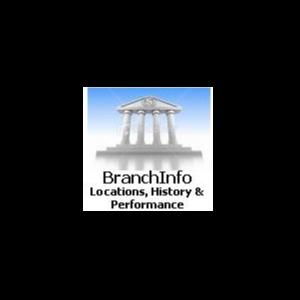 BranchInfo Premium 2021 Enhanced FDIC Bank Branch Database