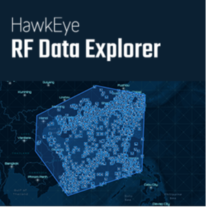 HawkEye RF Data Explorer
