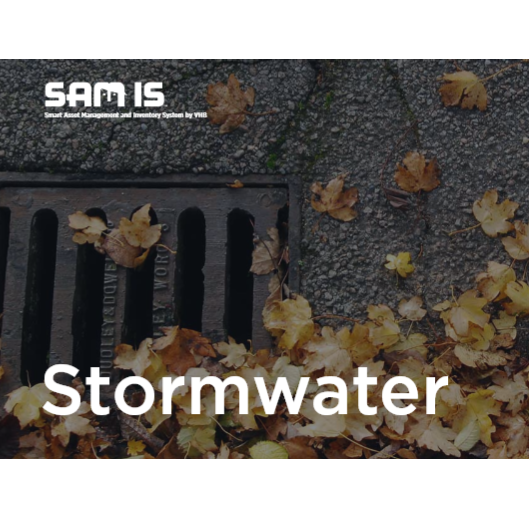 Smart Asset Management and Inventory System - Stormwater (SAM IS )