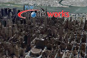 PLW Manhattan 3D City Model