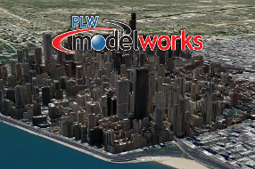 PLW Chicago 3D City Model