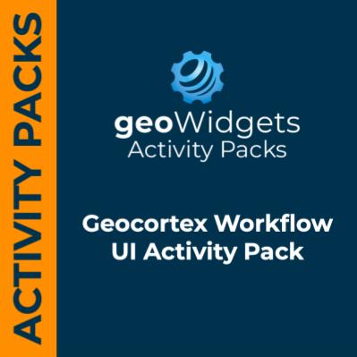 geoWidgets UI Activity Pack for Geocortex Workflow 5 (Free)