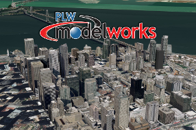PLW San Francisco 3D City Model
