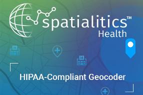 HIPAA-Compliant Geocoder