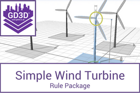 GD3D Simple Wind Turbine v1