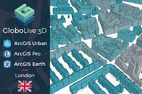 London_UK_3D