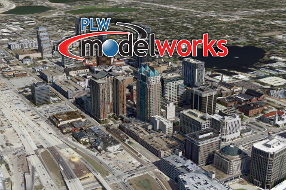 PLW Orlando 3D City Model - Demo