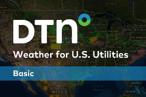 DTN Basic Weather Data Bundle for U.S. Utilities