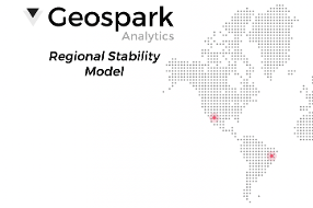 Geospark Analytics Regional Stability Model