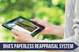 Paperless Reappraisal System