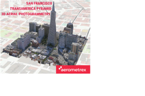 San Francisco - Transamerica Pyramid -  Aerometrex