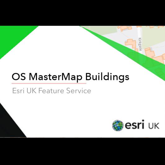 OS MasterMap Buildings