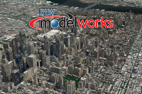 PLW Philadelphia 3D City Model