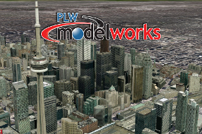 PLW Toronto 3D City Model