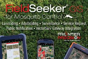 FieldSeeker GIS for Mosquito & Vector Control