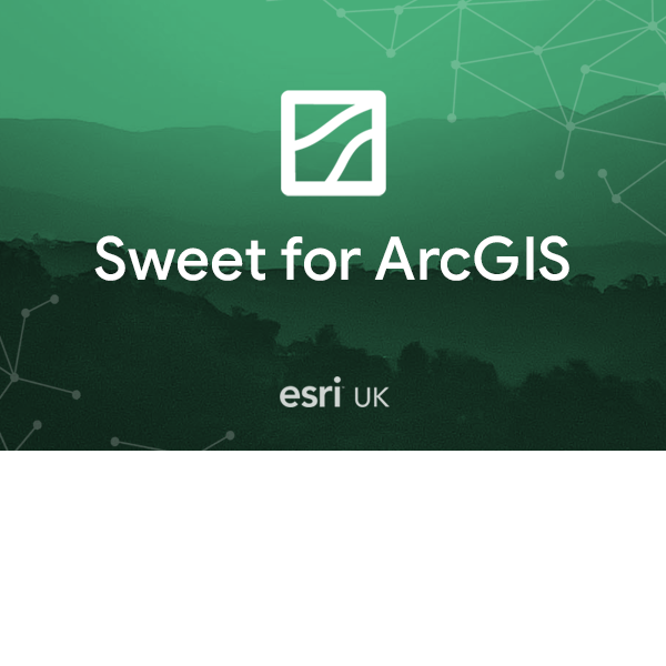Sweet for ArcGIS Enterprise